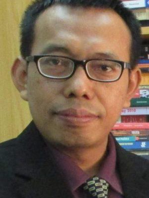 Ali Muhammad, M.A., Ph.D