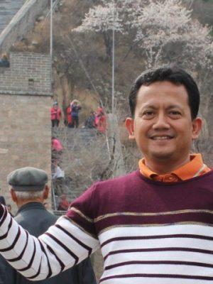 Takdir Ali Mukti, S.Sos., M.Si., Ph.D (Cand)